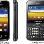Samsung Electronics launched a new range of its Galaxy smartphones
