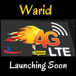 Warid all set to launch trials of 4G LTE Services