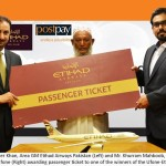 Ufone partners with Etihad Airways to woo postpaid customers