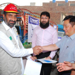 Samsung donates Rs. 5 Million worth of food supplies for flood victims