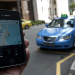 Mobile apps rattle Asia's taxis