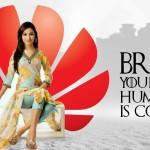 Huawei Signs Humaima Malik As Brand Ambassador