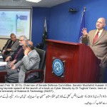 Public-private-academia partnership for cyber secure Pakistan