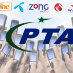 Consumers complaints. PTCL lead Telenor stood second.
