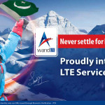 Warid Launches LTE Services in Sialkot