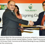 Ufone and NBP ready to facilitate unemployed Youth of Pakistan