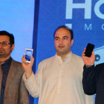 Haier entered in Mobile phone business in Pakistan.
