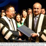 Zong signs MoU with University of Central Punjab