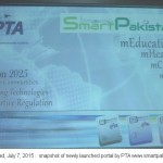 PTA Launches Smart Pakistan Portal