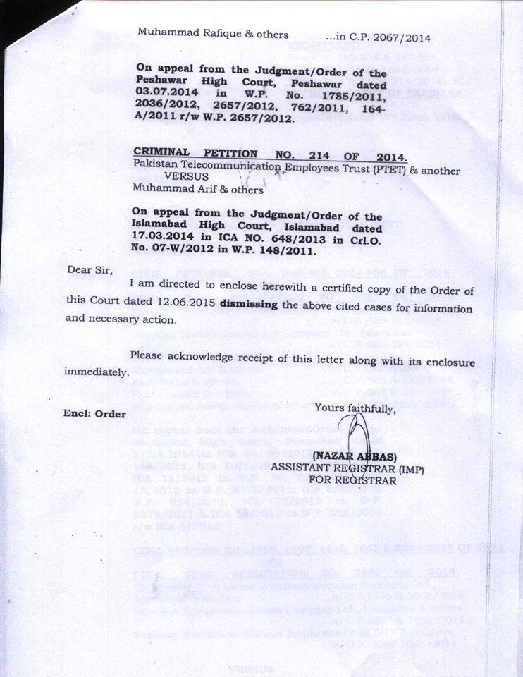 Registrar-Supreme-Court-Writes-to-MD-PTET 001