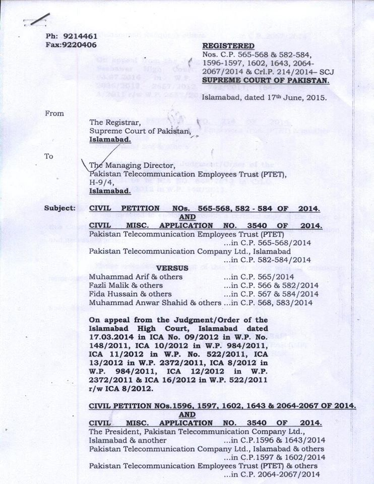 Registrar-Supreme-Court-Writes-to-MD-PTET