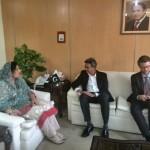 Pakistani IT environment conducive for local presence of Internet platform giants like Google: Anusha