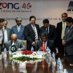 Zong Signed Agreement to Provide 4G LTE Services to NTC Customers