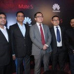 Glamorous and Star-studded Launch of Huawei Mate S and G8