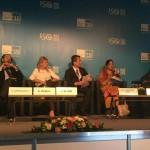 Anusha Rehman Met IT leaders in Hungry