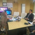 Anusha Rahman suggested convening international digital conference in Pakistan