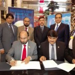 PTCL to provide modern ICT services to FIEDMC