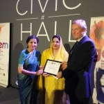 "Anusha Recognized as ""Global Achiever' by UN Women & ITU"
