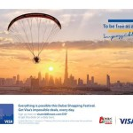 Pakistani shoppers to enjoy Visa's 'Impossible Deals'promotion at DSF 2016