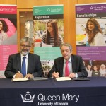 HEC, Queen Mary University of London Sign Agreement for PhD Scholarships