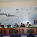 PSEB & MoIT organized a full day workshop on effective use of ICTs for development