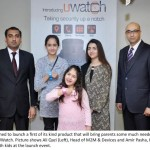 Ufone to launch UWatch; Stay connected to your child with a watch