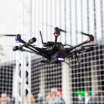Intel and AT&T announced collaborating to test and define drones.