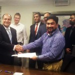 PTCL and Telenor signed MoU