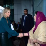 Queen Maxima Lauds MOIT'S Efforts For Uplifting Of Telecom Sector