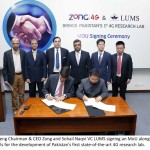Zong and LUMS join hands to forge strategic partnership