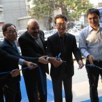 Samsung inaugurated a new state-of-the-art outlet in Karachi