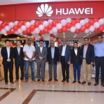 Huawei opens another brand Outlet at Fortress Square, Lahore