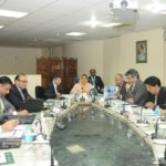 44th Board of Directors meeting of USF CO. here in Islamabad