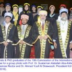 IIUI A Vital Seat Of Learning Of Muslims Ummah, DR. Sulaiman Aba-Al Khail