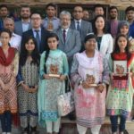 HEC-Huawei Collaboration.15 Pakistani Students Leave to Attend ICT Programme in China