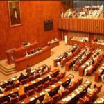 Senate committee strongly condemned the latest blasphemous posts on the social media.