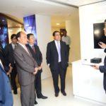 Secretary ITU visit Telenor and Zong