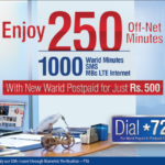 Warid Launches Super & Unlimited Monthly Bundles