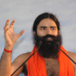Oops! Baba Ramdev advises Indians through an iPhone not to use Chinese products as it helps Pakistan