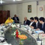 Expedite establishment of IT Park. Anusha Rehman