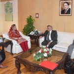 """A National Technical Training Institute"" will be established soon, Anusha Rehman"