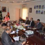 Ms. Anusha Rahman Ahmad Khan visited SCO