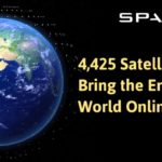 Elon Musk Plans to Launch 4,425 Satellites to provide Global Internet