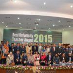 HEC Awards 47 Outstanding University Teachers for Year 2015