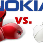 Nokia sues Apple in Europe and the US for infringement of Nokia patents