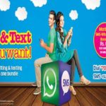 Zong together with WhatsApp launches a special data bundle