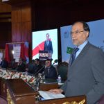 Information Technology has turned into a game changer as it is redefining the society. Ahsan Iqbal