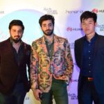 Huawei & Shehryar Munawar  Meeting Fans in the Fortress Square Mall