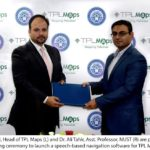 TPL Maps And NUST Ink Agreement To Introduce Voice-Based Navigation