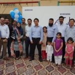 Samsung shares Iftaar& gifts with orphans in Lahore